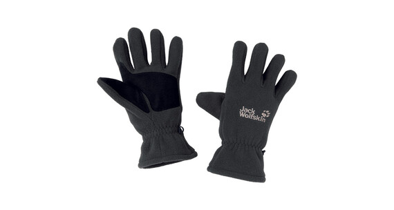 Jack Wolfskin Artist Glove shadow black